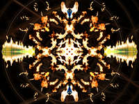 Fractal Fire uploaded by Lalita Linklater