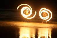 Fire Spirals in the Water uploaded by Adrian_Chung