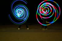 Flowtoys & Led Spirals uploaded by Adrian_Chung