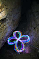 Light in cavern uploaded by -FoX-