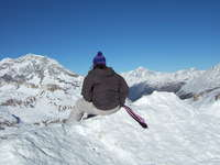 On top of the world, Tignes France uploaded by Bubbles_