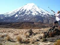 Mt.Ngauruho (aka Mount Doom), New Zealand uploaded by natasqi