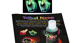 Green Colored Flame Additive