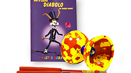 Beginner Diabolo with Booklet