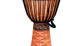 Djembe Drum 'Light African' M-20 inch