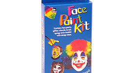 Face Paint Fun Kit
