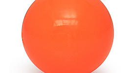 Single HoP 4 Inch (100mm) Contact Juggling Ball