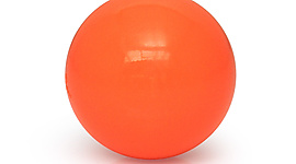 Single HoP 3 1/8 Inch (80mm) Contact Juggling Ball