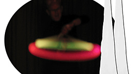 Pair of Multi-Color LED Glow Sock Poi