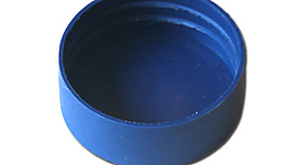Single 63.5mm End Cap for Storage Pipe