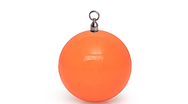 Single Pendulum Contact 2 7/8 Inch (72mm) Ball with swivel
