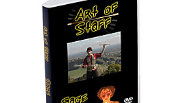 DVD, Art of Staff & Sage - Behind the Flame