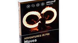 DVD Adventures in Poi: Moves Intermediate to Advanced