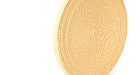 Length of 1 x 1/4 inch (25mm x 6.4mm) Kevlar ® Wick