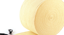 Length of 8 x 1/8 inch (203mm x 3.2mm) Kevlar ® Wick