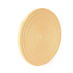 Purchase 100ft (30m) roll of 1 x 1/4 inch (25mm x 6.4mm) Kevlar ® Wick here