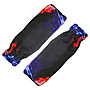 Pair of Fire Head Covers Medium - Staff 100mm