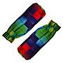 Pair of Fire Head Covers Medium - Staff 100mm