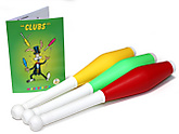 Beginners Soft & Safe Clubs and Booklet