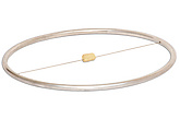 Single Fire Isolation Hoop 23.6 inches x 0.75 inch (600mm x 19.1mm)|Single Fire Isolation Hoop 600mm x 19.1mm (23.6 inches x 0.75 inch)