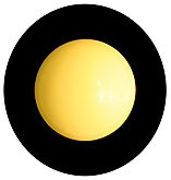 MB Single 3.15 Inch (80mm) Glow Stage Contact Juggling Ball|MB Single 80mm (3.15 Inch) Glow Stage Contact Juggling Ball