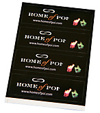 Home of Poi Sticker Sheet