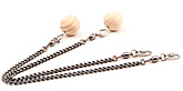 Pair of Pro Series Chain Cords with Wooden Ball Handles
