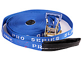 Pro Series Blue Slackline 1.5inch x 50ft (37mm x 15m)| Pro Series Blue Slackline 37mm x 15m (1.5inch x 50ft)