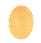 100ft (30m) roll of 3/4 x 1/8 inch (19mm x 3.2mm) Kevlar ® Wick|30m (100ft) roll of 19mm x 3.2mm (3/4 x 1/8 inch) Kevlar ® Wick