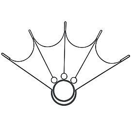 SINGLE HoP Spider Fire Fan Frame