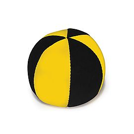 2.5inch 6 Panel Fabric Juggling Ball