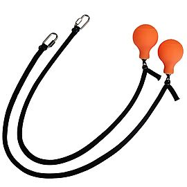 adjustable crod, Pair of Pro Cords With WT4 Silicone knobs