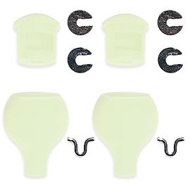 Glow WT4 Poi Knob Retrofit Kit
