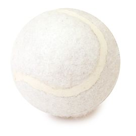 Single Tennis Ball - 2.5 Inch (65mm)