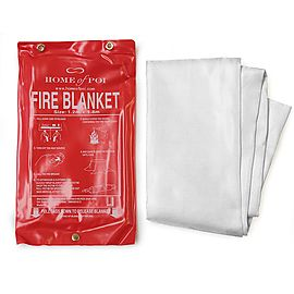 Safety Fire Blanket Large 1.2 x 1.8m