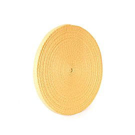 100ft (30m) roll of 3/4 x 1/8 inch (19mm x 3.2mm) Kevlar ® Wick