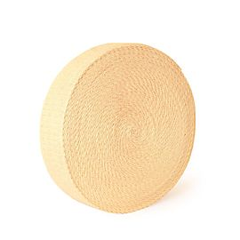 100ft (30m) roll of 3 x 1/8 inch (75mm x 3.2mm) Kevlar ® Wick
