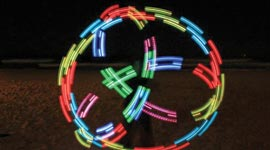 All LED Poi