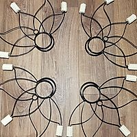 Lovely Lotus Fire Fans