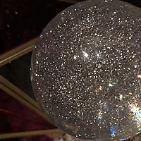 Stunning Beautiful Glitter Contact Ball!